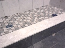 Shower Wall+ Floor Tile