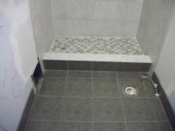Bath Floor Tile/ Shower Wall+ Floor Tile
