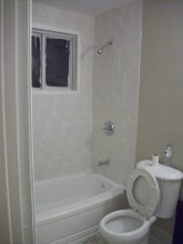 APT 1- BATHROOM AFTER