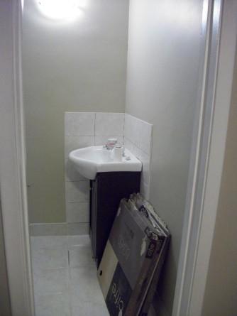 APT 1- BATHROOM FINISHING