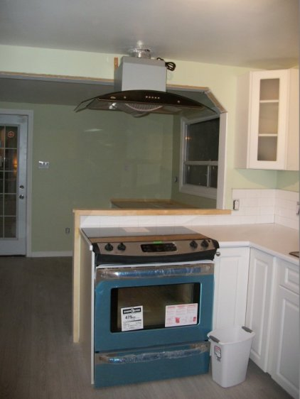 Cabinet/ Appliance install