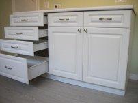 Cabinet install
