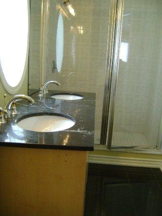 Existing bathroom